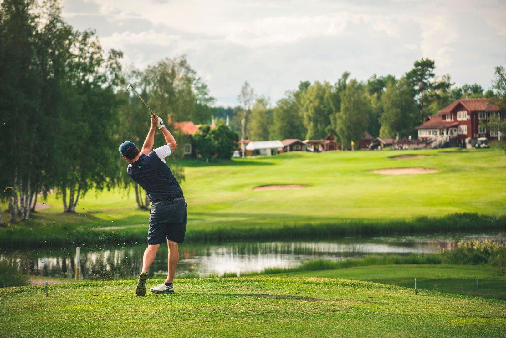 Golfpaket i Dalarna