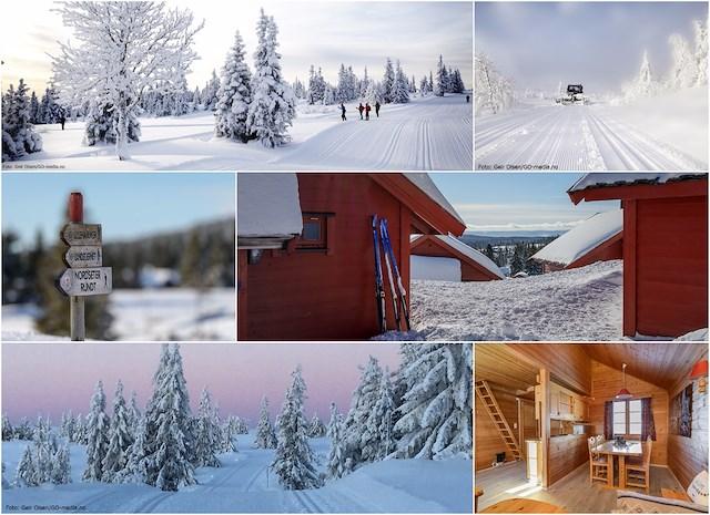 Vinterferie lørdag til onsdag uke 8