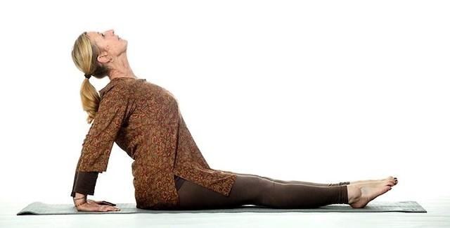 Hälsokurs 4-9 april. Yoga som livsväg