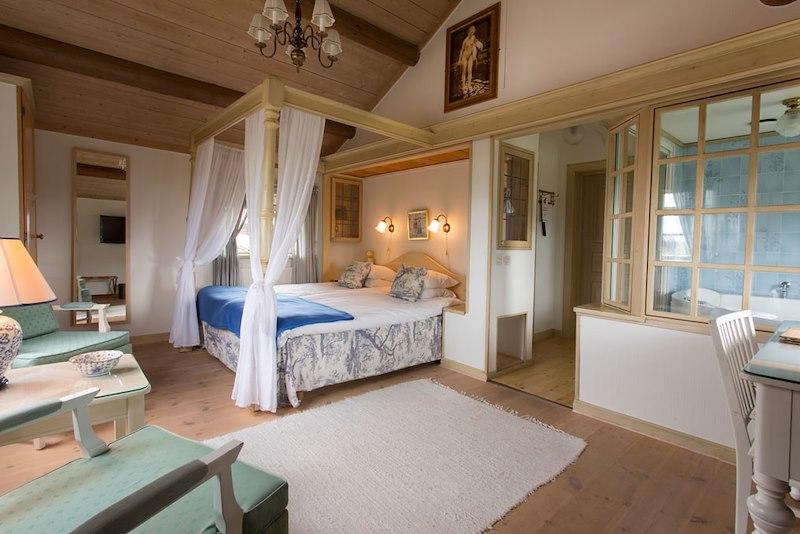 Minisvit / Junior suite with jacuzzi