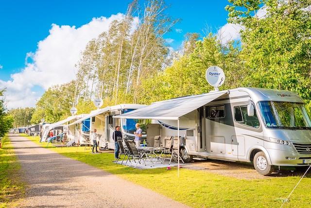 Camperplace Borstahusen