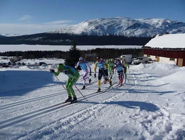 Årefjällsloppet 12-14 mars 2021