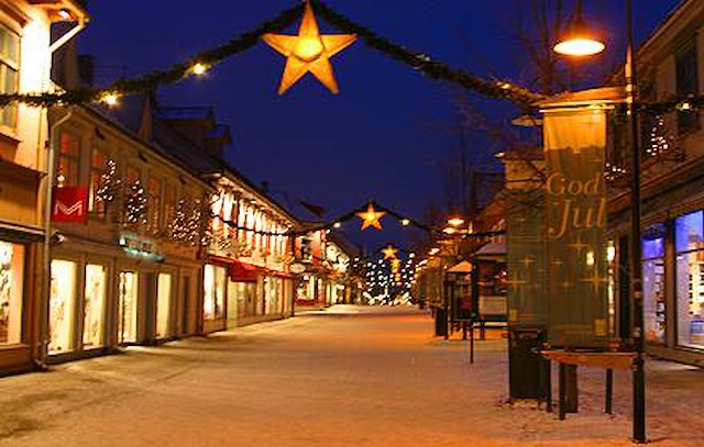 Christmas offer - min 7 nights at a special rate