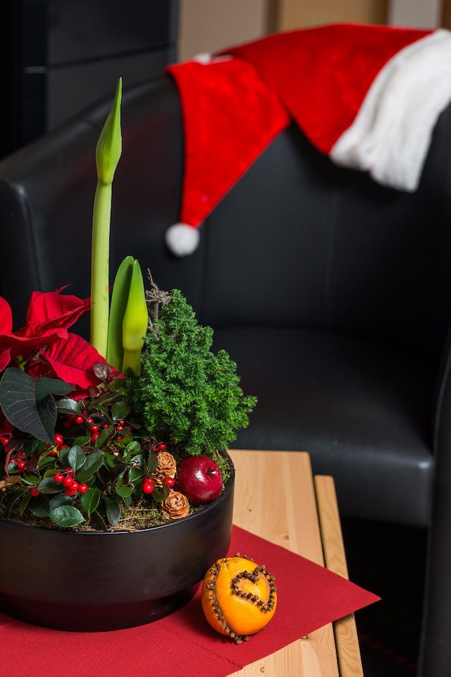 Julfirande i Mora