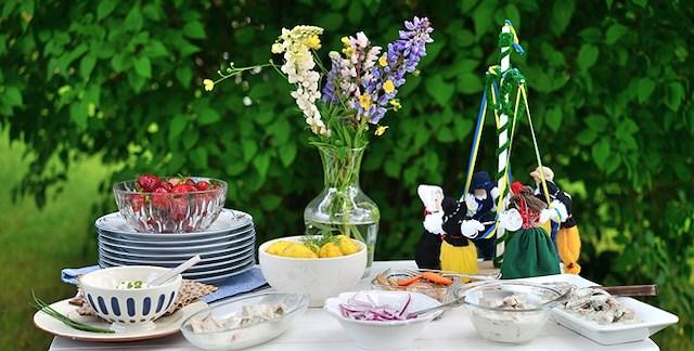 Hälsohelg 18-21 juni. Midsommar i Dalarna