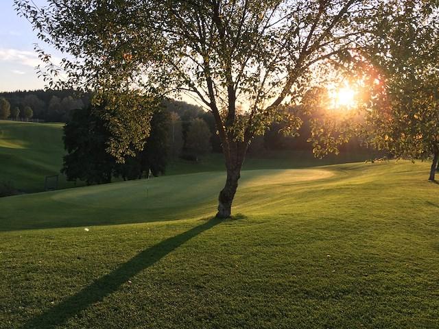 Golfpaket med guldkant
