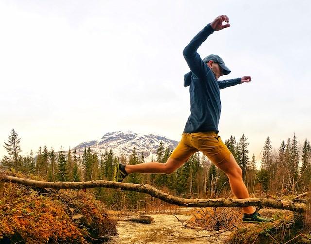 Trail Running Camp med Tärnaby Trail