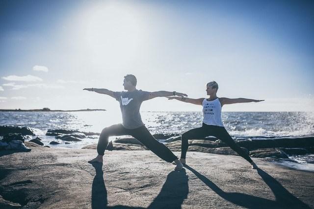 Yogahelg med Coastal Yoga