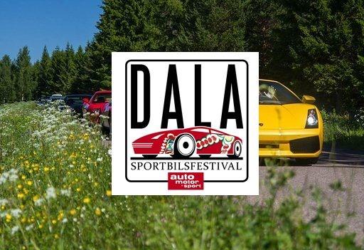 Dala Sportbilsfestival - lördag-söndag