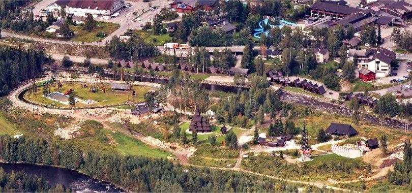 Gol - hyttepark og apartments