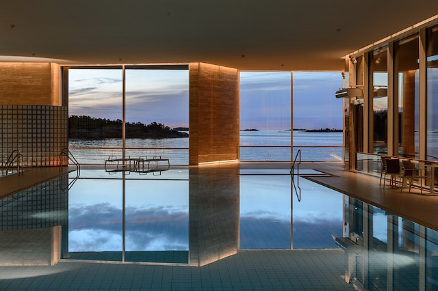SPA-package 1.11-22.12. €69 per person/dbl room