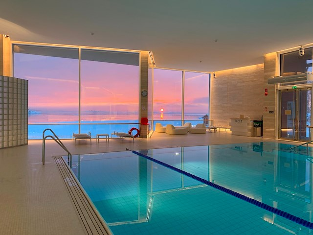 SPA Holiday by the Sea start  €119 person/dbl room