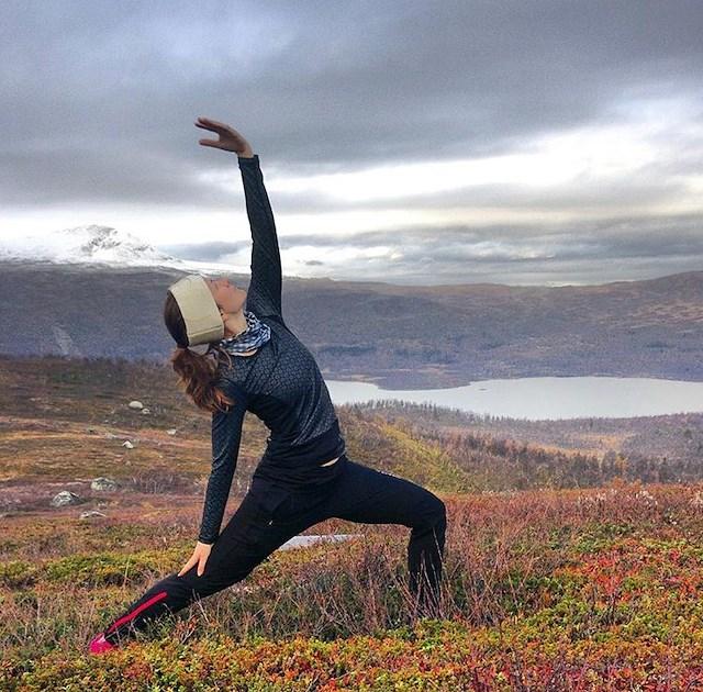 Fjällboost! - med yoga och vandring