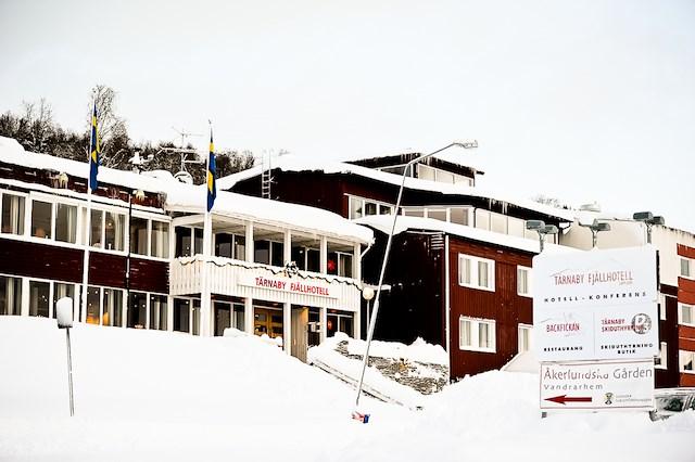 Jullov i Tärnaby