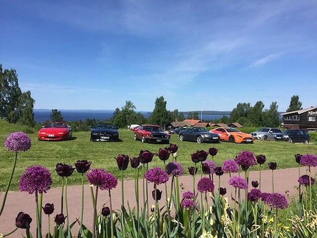 Dala Sportbilsfestival - fredag-lördag