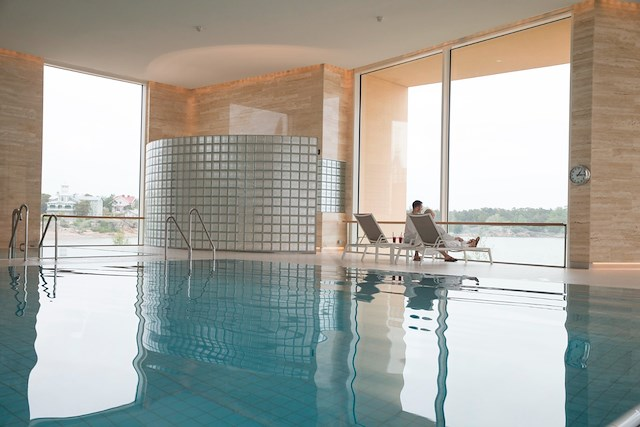 SPA HOLIDAY BY THE SEA FOR TWO START 110€ / PERSON