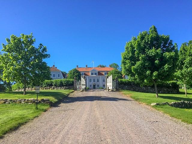 Herrgårdspaket sommar