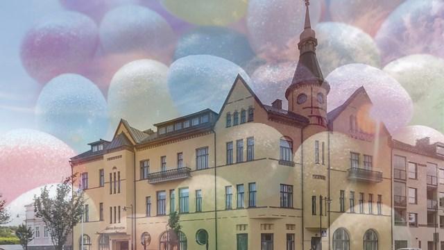 Familj Påsk i Hangö från €220