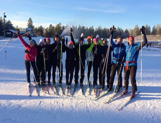 Lång Vasa Weekend-Teknik med Staffan Larsson