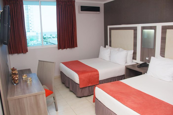 Double Room - 2 double beds