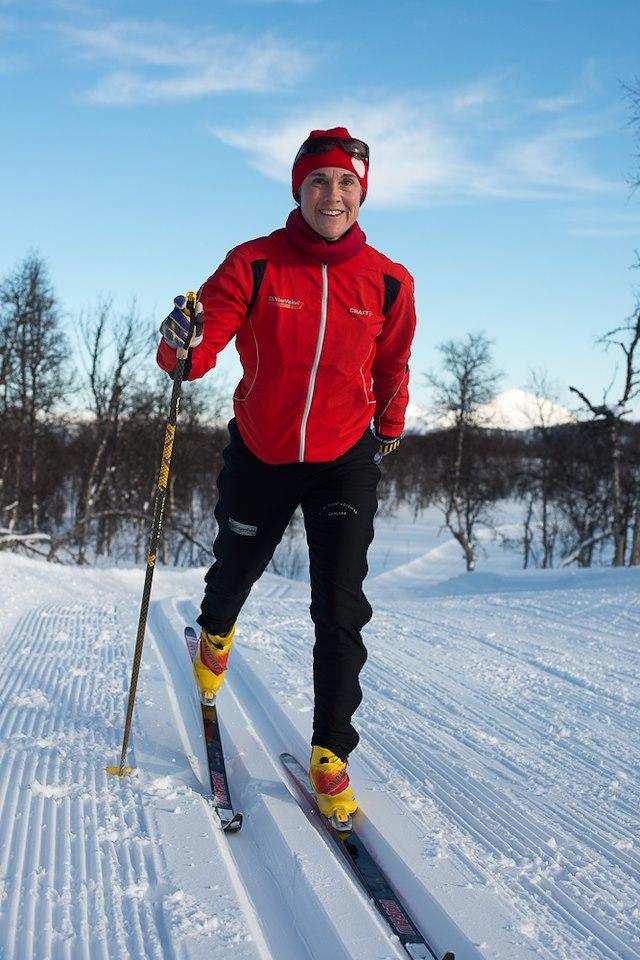 Åk skidor i anrika Tärnaby