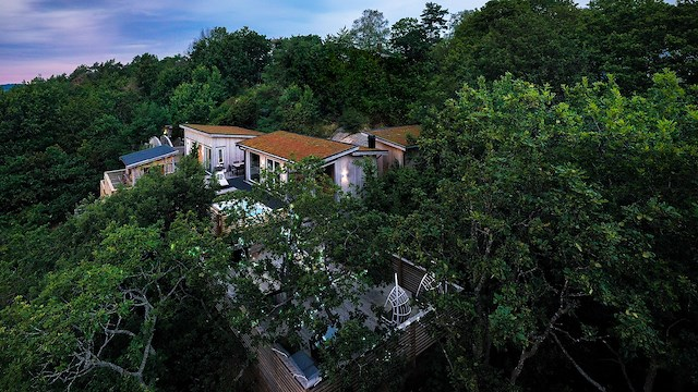 Treetop SPA - 2 nights