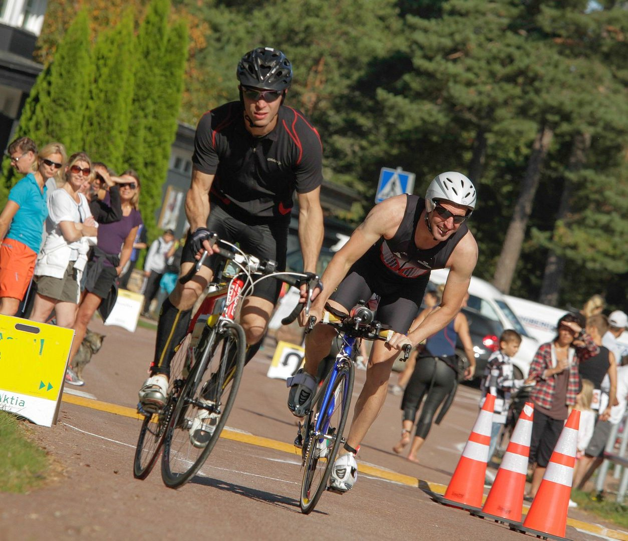 The great Triathlon package