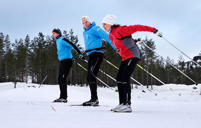 Skidlägret med Bengt Hassis
