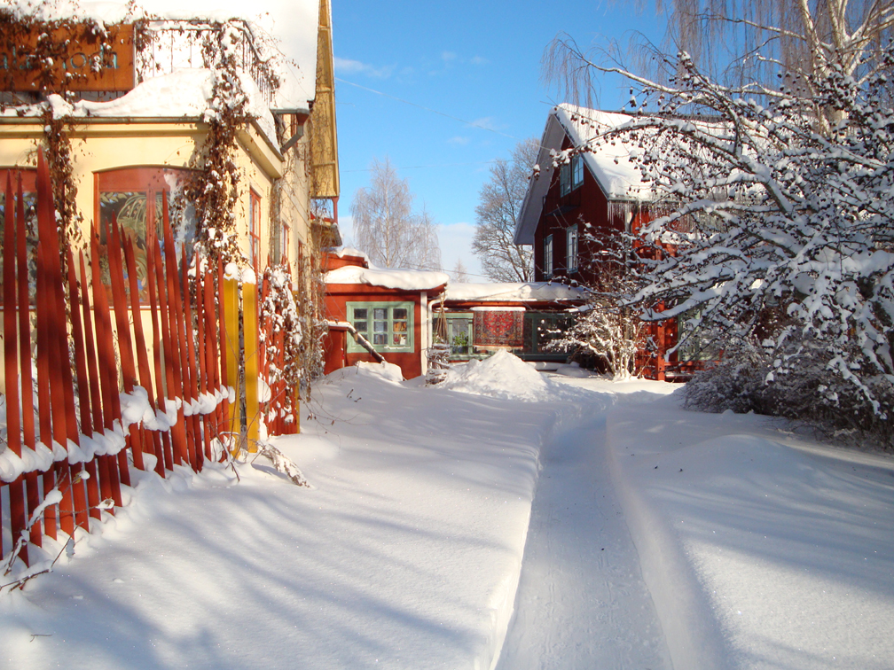 Winterweekend at Dala-Floda Inn