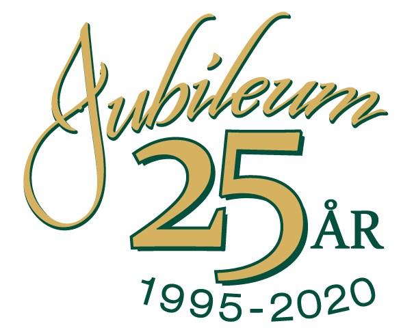 Jubileumspaket 25 år