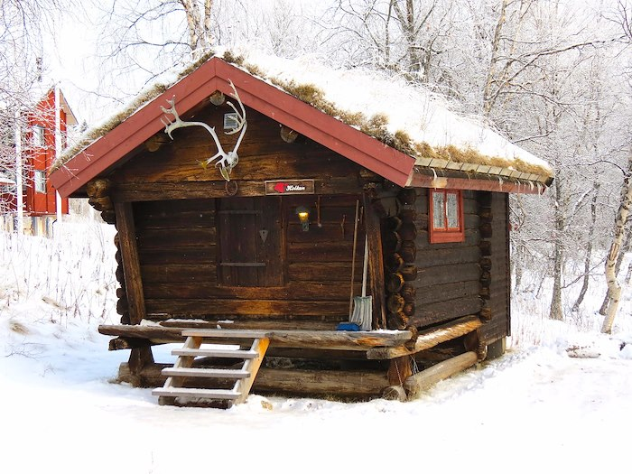 2 bed cabin