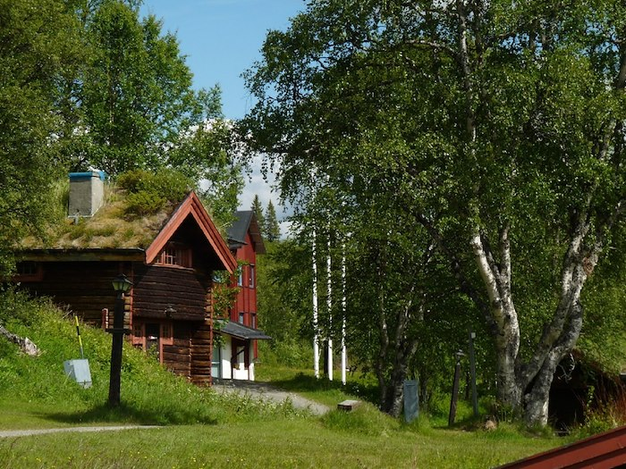 4 bed cabin