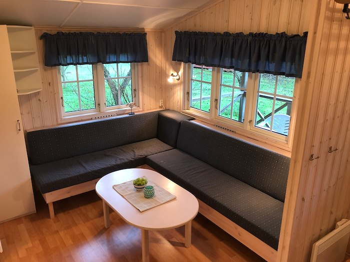 Family Cabin 28m2