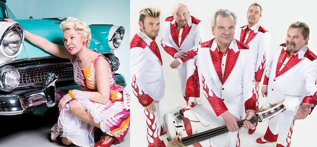 Julshow med Larz Kristerz & Eva Eastwood