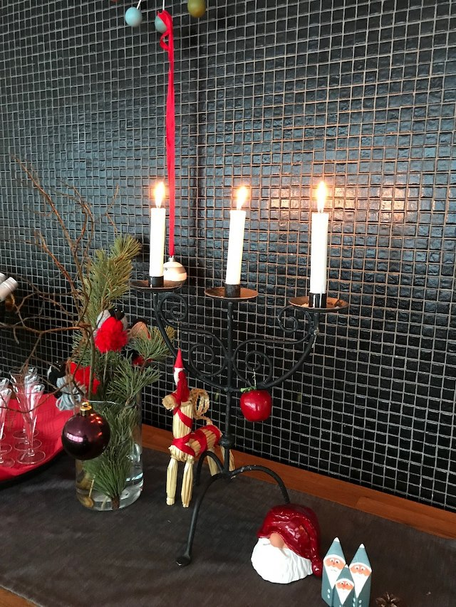Fira jul i Tärnaby