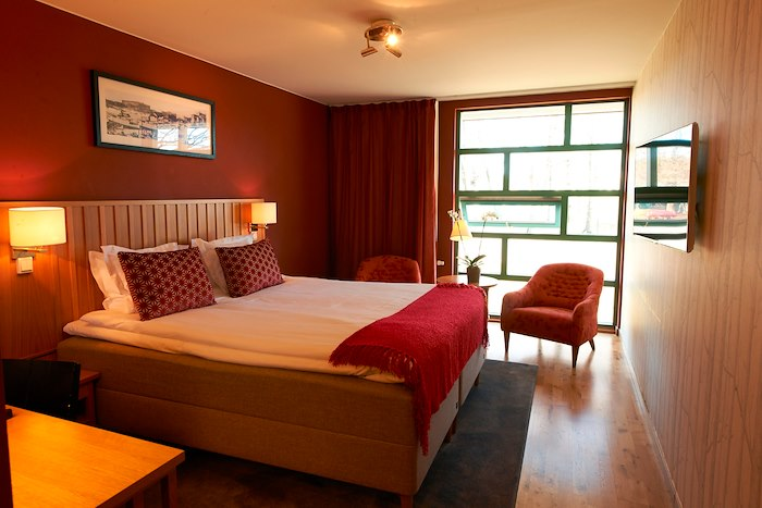 Double room King & Twin Bed