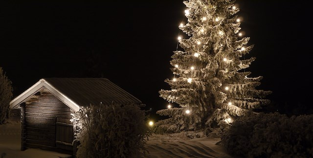 Adventspaket med julbord 2 dygn