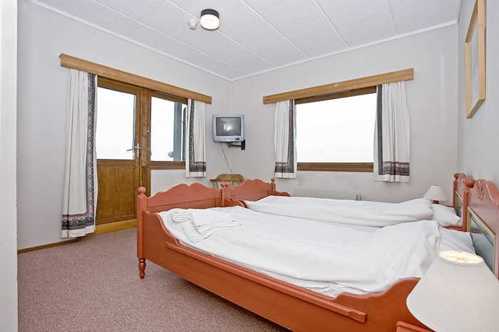Standard double room incl. pension