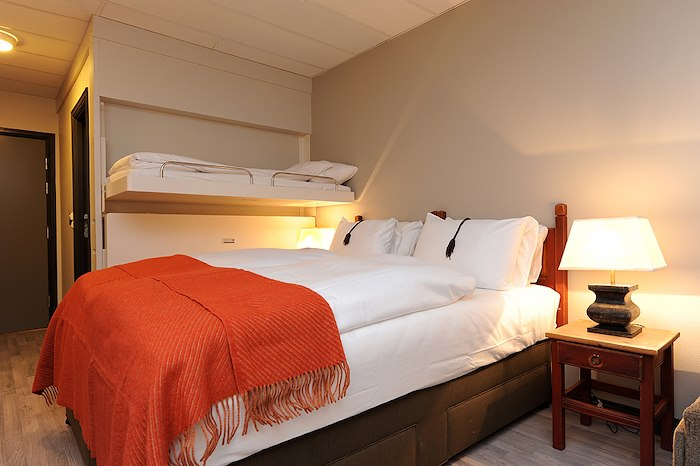 Premium rom tilpasset allergi og handicap