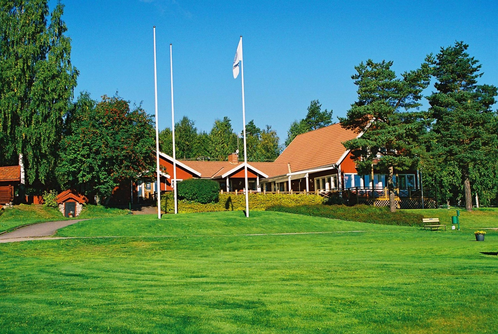 Golf package Räfsnäsgården