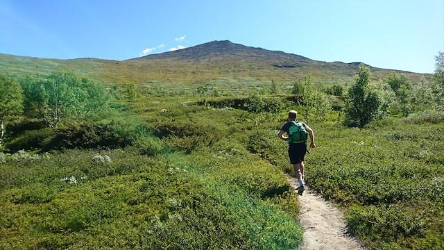 Trailrun - upplev fjällöpning i Tärnaby!