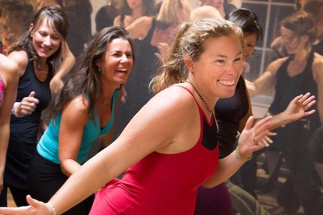Hälsokur 18-25 jan. Nia, yoga & meditativ sång