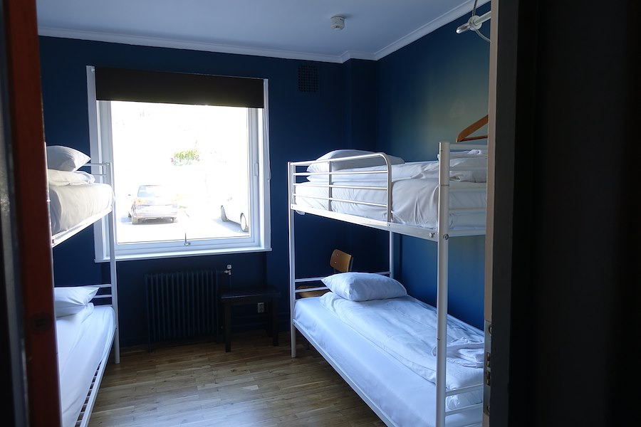 Bed In Mixed Dormitory Bunk Bed Rooms Four Beds Persons Room