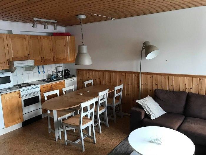 6-beds apartment at Semestervägen near Hassebacken standard 2