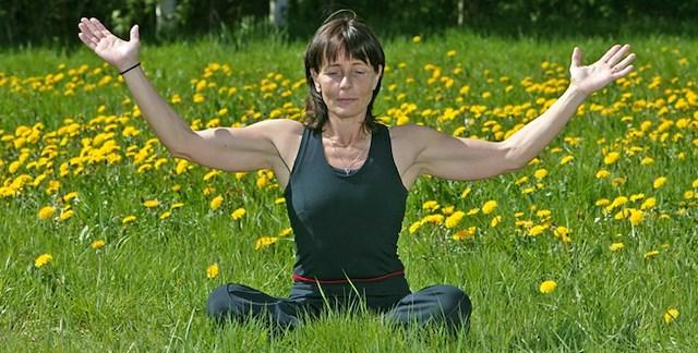 Hälsokur 24-29 april. Yoga och självmedkänsla