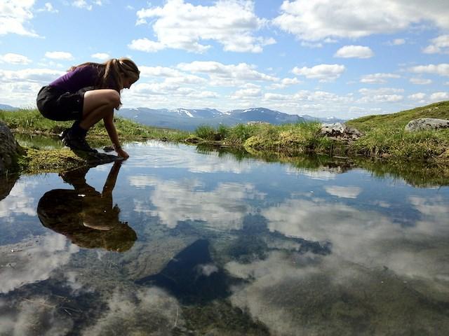 Vandring på Hög höjd med guide 7-12 juli