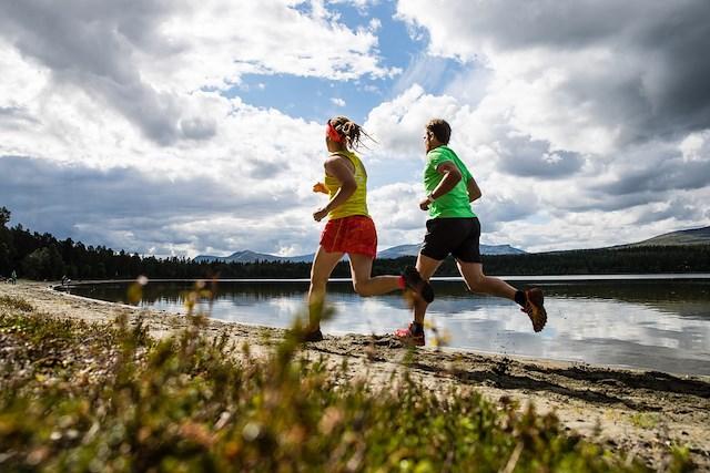 Fjällmaraton på hotellet eller Tipshuset